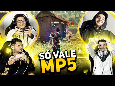 RANQUEADA DA TROPA, SÓ VALE MP5, CAPA 1 E COLETE 1!!#GOLOSBD