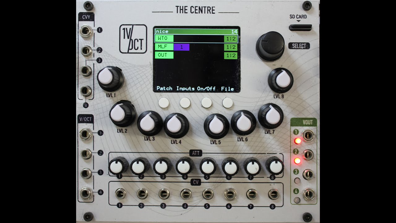The Centre is going for Kickstarter