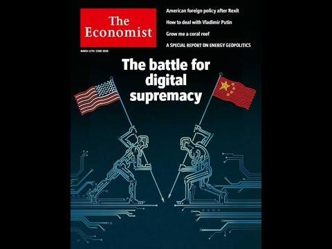 美國全面展開科技戰 (明居正解釋中共誤判實力強過美國)