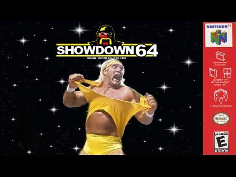 Showdown 64 No Mercy Mod Finishers Compilation!