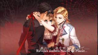 Chou to Hana to Kumo (蝶と花と蜘蛛 / The Butterfly, Flower and Spider) Rin Len Kagamine-VY2 [Sub Español]