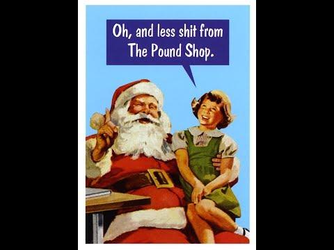 Rude Christmas Cards - YouTube