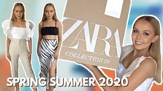 HUGE Zara Try On Haul - 2020 Spring Summer