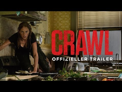 CRAWL | OFFIZIELLER TRAILER | Paramount Pictures Germany