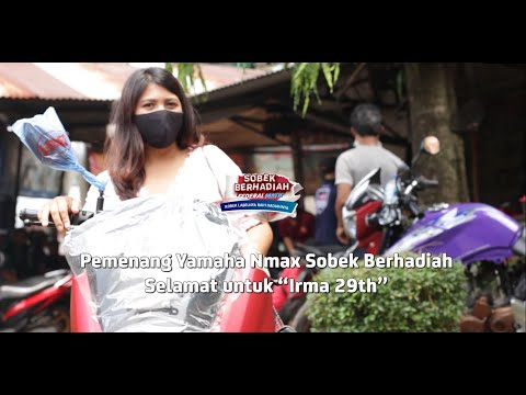 Testimoni Pemenang Motor N-Max Sobek Berhadiah Asal Tanggerang Selatan (Versi 15-detik)