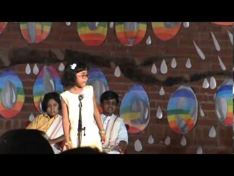 Shivanu First Tamil Play - Part 1