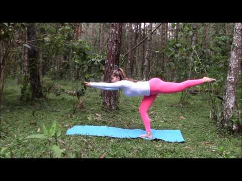 Yoga. Posturas de Equlibrio para Fortalecer el Sistema Nervioso Central.