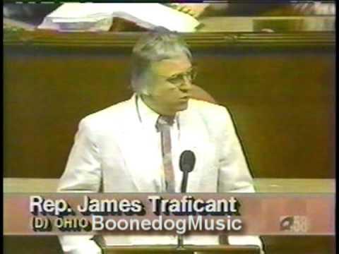 My favorite Democrat James Traficant - Farm Animals