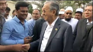 PM visits Hohola Mosque in Papua New Guinea