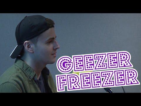Geezer Freezer #2 - Visiting Radio Norfolk