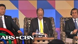 Bandila: PNoy holds bilateral talks with APEC leaders
