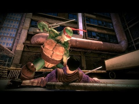 Teenage Mutant Ninja Turtles: Out Of The Shadows [HD] - Epic   Turtles Parkour