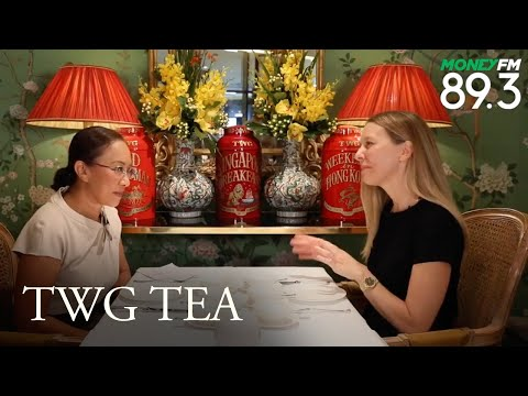 Money FM - TWG Tea Co-Founder Maranda Barnes Talks About Different Teas For Different Times Of Day