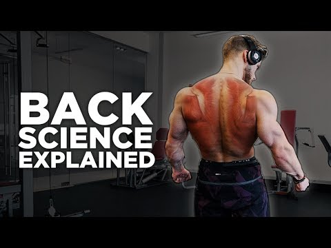 The Most Scientific Way to Train Your BACK  | Training Science Explained
