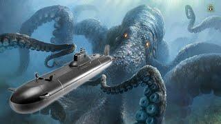 Загадки океанов. Кто или что атакует субмарины и корабли.