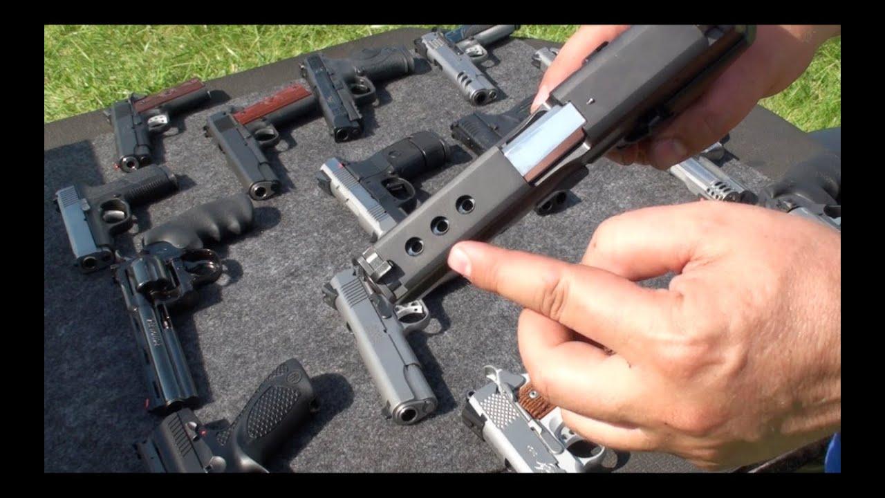 Los agujeros de las pistolas para que sirven en espa ol - Pistola para lacar ...