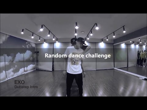 Kpop Random dance challenge (mirrored)