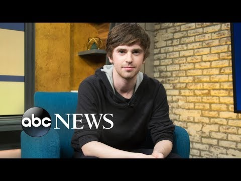 'Good Doctor' Star On Playing An Autistic Character, Breaking Down Stereotypes