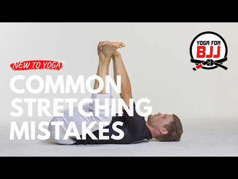 The Five Most Typical Stretching Mistakes and the way to Fix Them