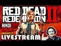 """MERA NAYA GANG"" Red Dead Redemption 2 Online (Hindi) PS4 Pro (HT_T Live)"