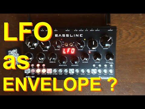 LFO as Enveloppe with the Erica Bassline - Stazma Tips & Tricks