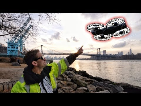 Download Youtube: the DJi KiLLER FOLDING DRONE