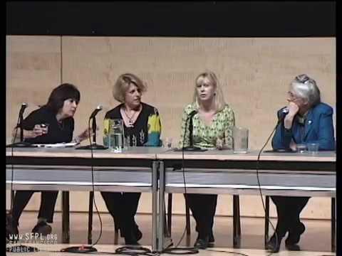 2009 Litquake Genre Writing panel at the San Francisco Public Library
