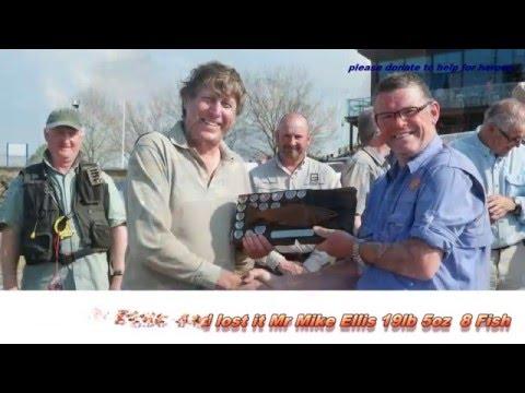 Fly Fishing Draycote Water 2016