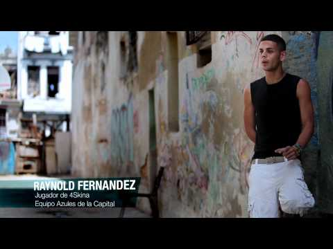 Cuban Street Baseball - Red Bull 4skina