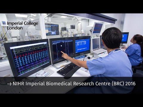 NIHR Imperial Biomedical Research Centre (BRC) 2016