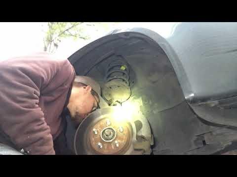 Car Repair Vlog: G6 Stabilizer links