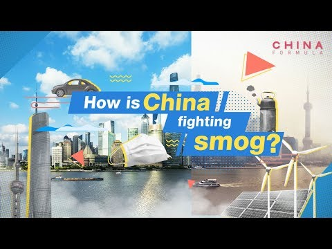 China Formula:How Is China Fighting Smog?| CCTV English