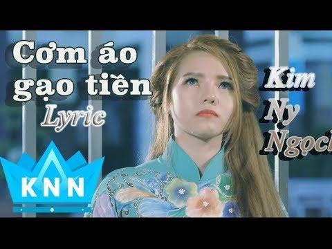 CƠM ÁO GẠO TIỀN (Audio Lyrics) | Kim Ny Ngọc |Nhạc  Bolero hay  nhất