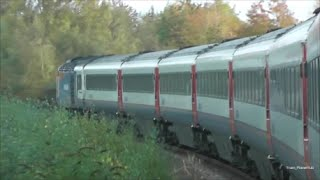 East Midlands Trains HST | Nottingham to London St Pancras | Disruption & Delays