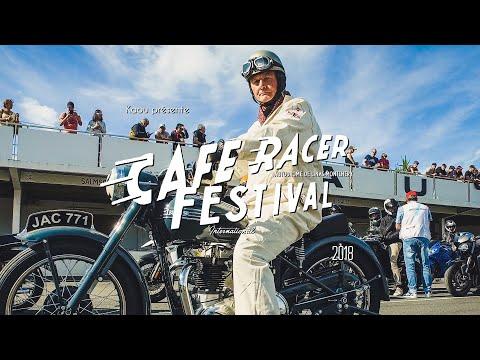 Cafe Racer Festival 2018 by Kaou