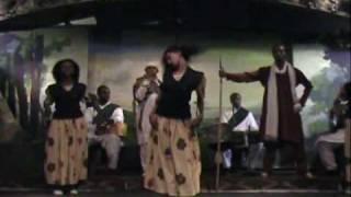 Ethiopian Crazy Head Shake Dance