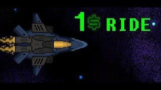 1$ Ride gameplay