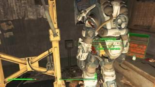 Fallout 4. Где найти силовую броню Х-01