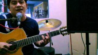 you're in my heart you're in my soul acoustic cover....
