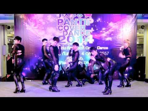 140913 G.O.D cover AOA - Miniskirt @Pantip Cover Dance 2014 (Audition)