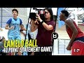 Defenders GO AT LaMelo Ball! Melo Responds By Dropping 40 POINTS!! Big Ballers vs IE Team