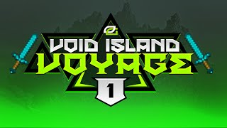 The OpTic Void Island Voyage! | Ep. 1 | The Void! (MINECRAFT)
