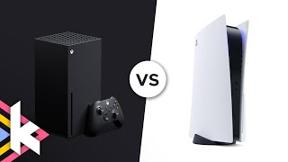 XBOX Series X vs PlayStation 5 - Alles Wichtige!