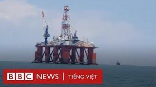 Bãi Tư Chính: TQ rút tàu Hải dương 8 sau khi giàn khoan Harukyu-5 rời đi - BBC News Tiếng Việt