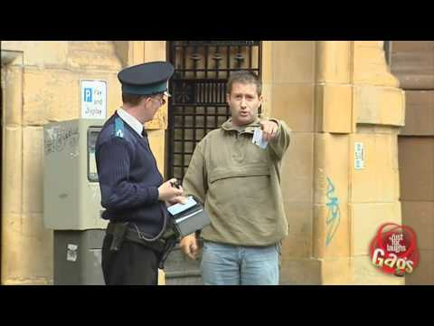 Instant Parking Ticket Prank - Just For Laughs Gags