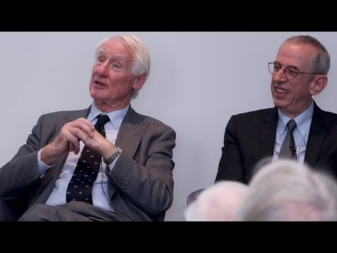 Lord Wilson Speaking At 'Cabinet Secretaries: In Conversation' Event