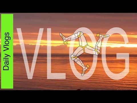 Vlog_001 - Douglas by Foot - Amazing views - Isle of Man
