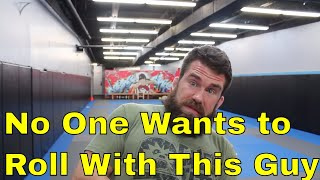 BJJ Blue Belt Cussed Out by Bl…