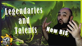 Havoc Dh New BiS Legendary and Talent Setup For 9.0.5