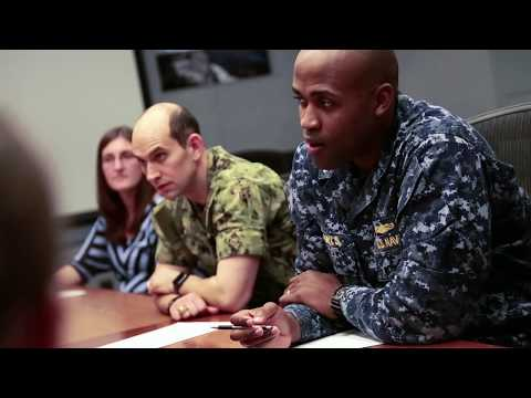Branding Video: US Navy-Naval Supply Systems Command (NAVSUP) Business Systems Center